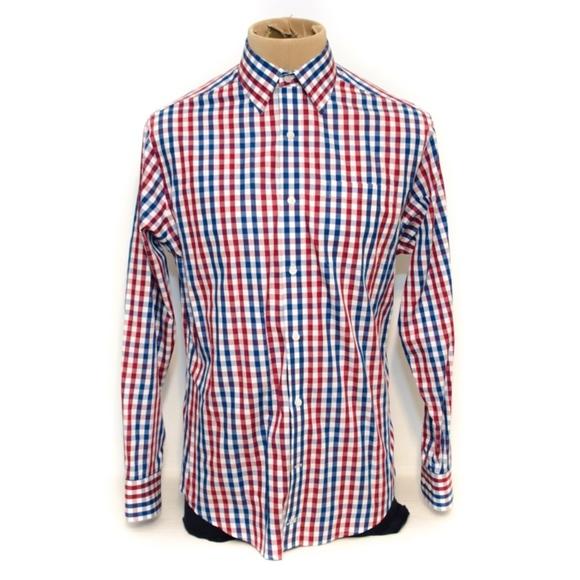Johnston & Murphy Other - Johnston & Murphy Men Button Up Shirt Medium